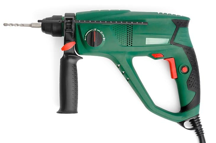 hammer drill - tools for drill into brick