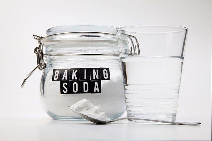 How To Get Rid Of Rust - Baking Soda