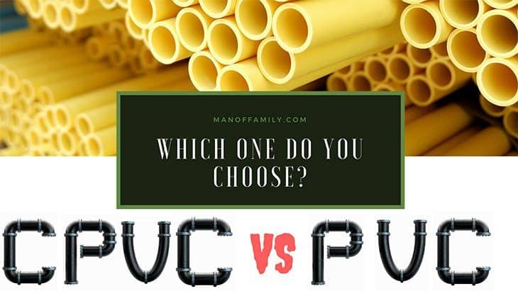 cpvc vs pvc which one do you choose