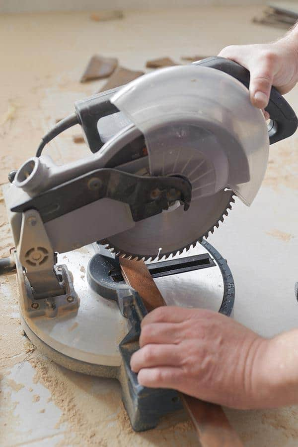 types of saws - miter saws