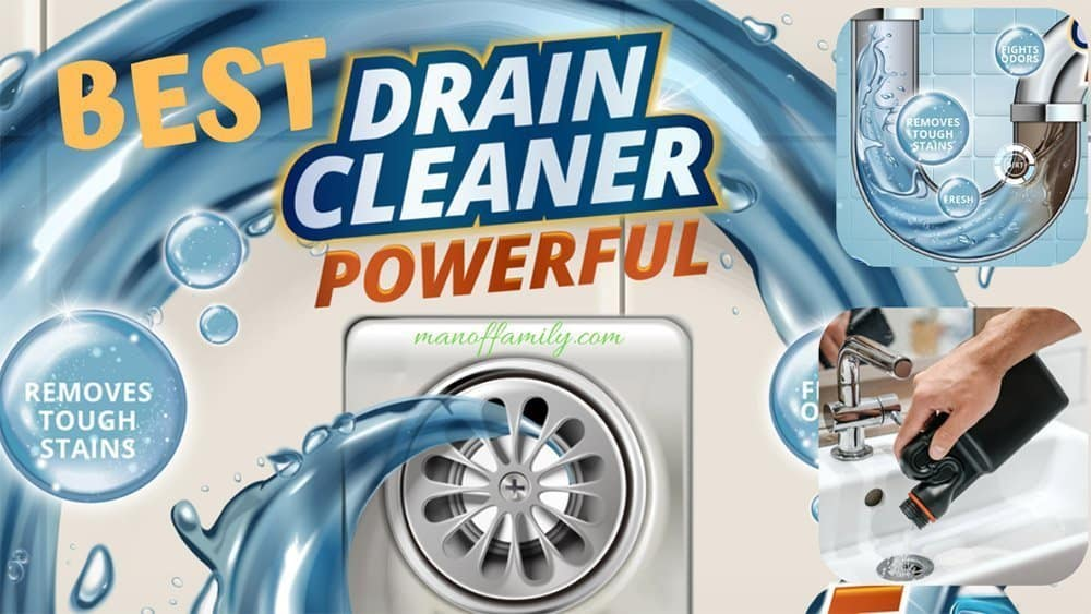 best drain cleaners